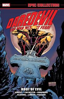 DAREDEVIL EPIC COLLECTION : ROOT OF EVIL