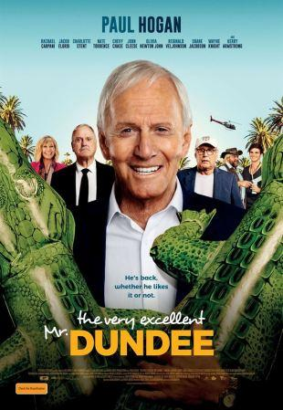 [Trailer] The Very Excellent Mr Dundee : Paul Hogan is back !
