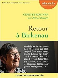 Retour à Birkenau lu par Christina Crevillén