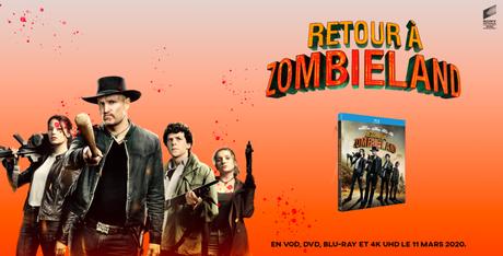 [CONCOURS] Gagnez vos lots Retour à Zombieland  !