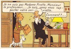 Le sceptre d'Ottokar • Hergé