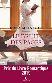 Le bruit des pages - Livia MEINZOLT