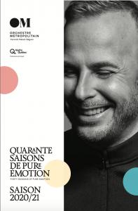 La pandémie du coronavirus et l'annulation des évènements lyriques au Québec et dans le monde… et un programme lyrique pour la saison 2020-2021 de l'Orchestre métropolitain de Yannick Nézet-Séguin