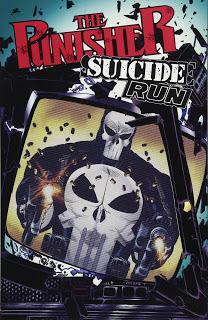 THE PUNISHER SUICIDE RUN : DU FRANK CASTLE INEDIT EN VF