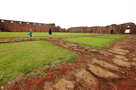 Surtourisme et Patrimoine Mondial de l'Unesco – Paraguay