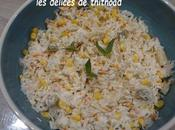 Salade surimi maïs