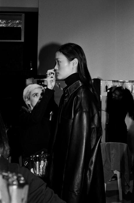 Backstage : le défilé Gauchere automne-hiver 2020/2021