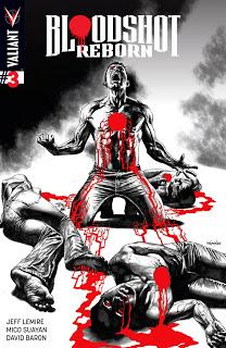 BLOODSHOT REBORN : L'INTEGRALE CHEZ BLISS COMICS