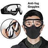 Lunettes de protection de scurit, anti-bue Anti-gouttelettes Lunettes de protection...