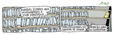 Les livres malades de la peste [Humour]