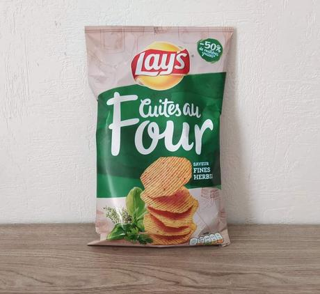 Chips cuites au four LAY'S