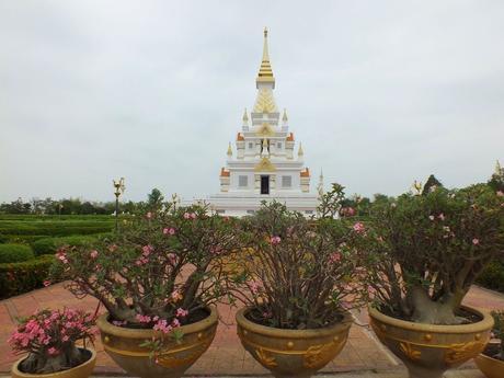 15 mars 2020: Visite du Wat Pa Si Kunaram,