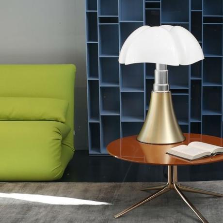Lampe de table LED ou de chevet Pipistrello