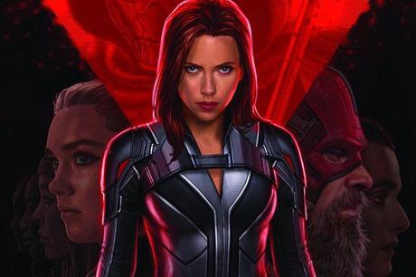 La sortie au cinéma de Black Widow reportée