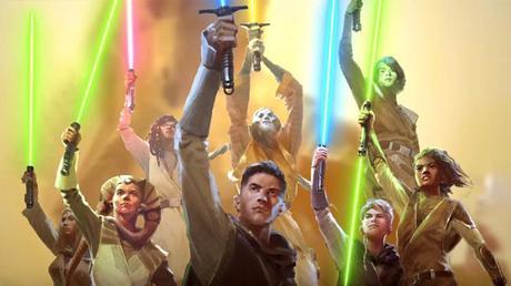 Lancement de la phase 1 de Star Wars : The High Republic en août 2020