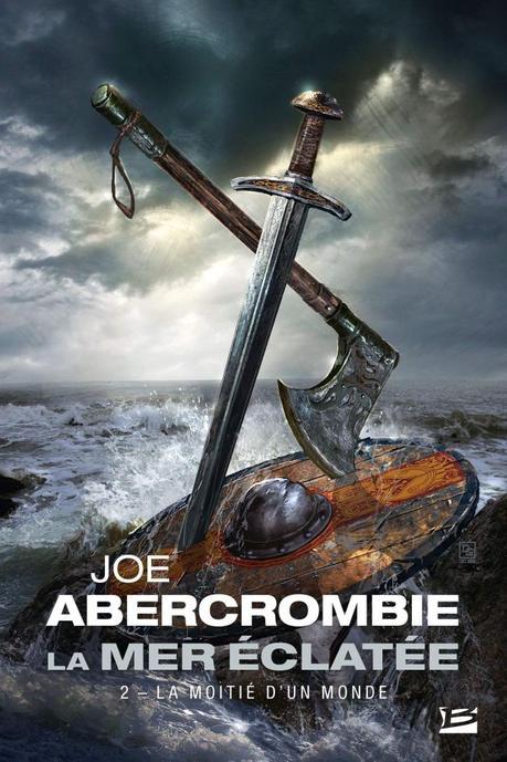 La moitié d'un monde de Joe Abercrombie
