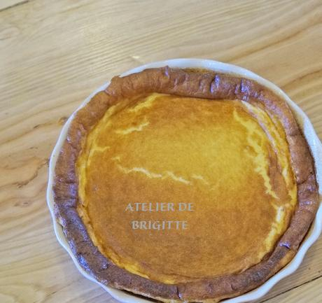 Far Breton, recette Christophe Adam (#restezchezvous)