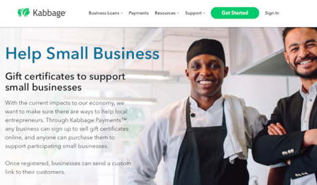Kabbage – Help Small Business