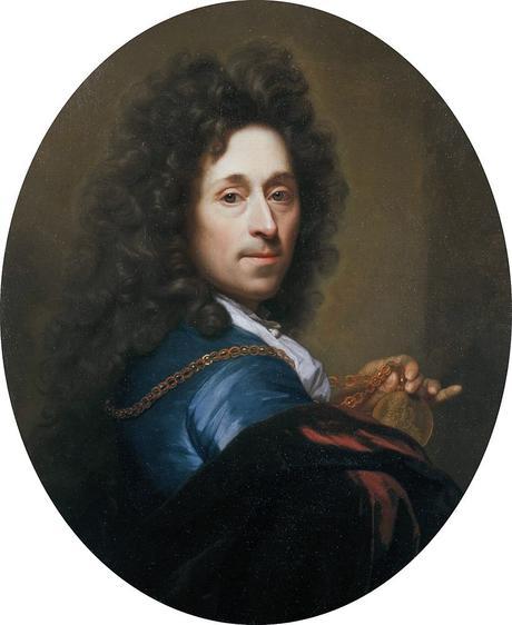 Schalcken 1706 Self_portrait coll priv