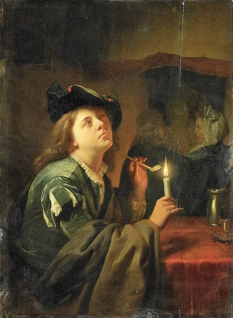 Schalcken 1670-75 Verschil van smaak Rijksmuseum