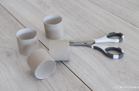 DIY : Anneaux serviette