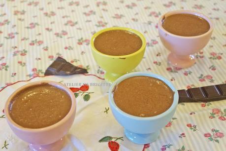 Mousse au chocolat, Recette de Paul Bocuse (#restezchezvous)