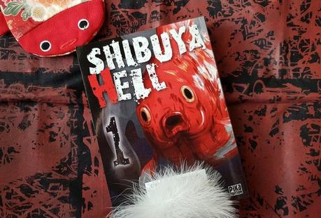 Les poissons rouge attaquent dans Shibuya Hell