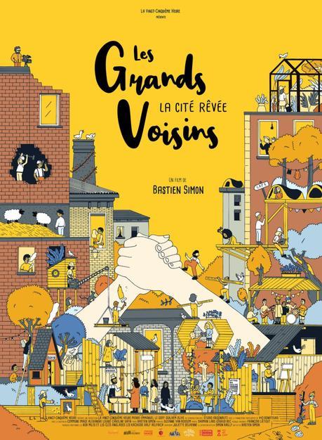 Film Les Grands Voisins, La Cite Rêvée