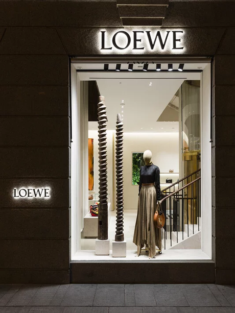 Les 5 Marques de Luxe du Printemps : L'intemporelle LOEWE