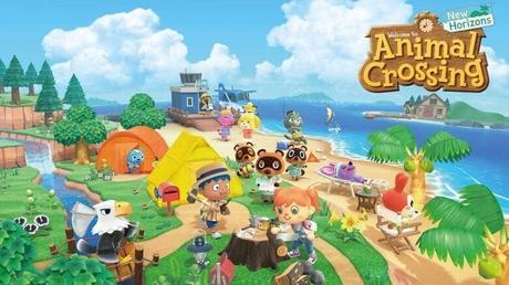 Animal Crossing : New Horizons sur Switch bat des records de vente !