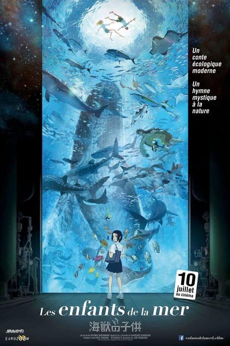 Les Enfants de la Mer (2019) de Ayumu Watanabe