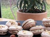 Macarons pralinés l'ancienne Pierre Hermé macarons pain d'épices