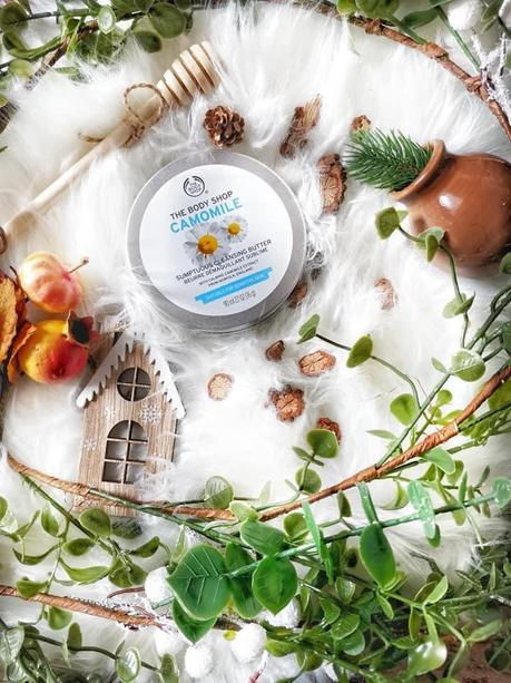 Le Beurre Démaquillant sublime de The Body Shop