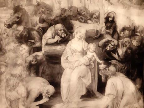 Exposition Leonard de Vinci musée Louvre renaissance italienne peinture art