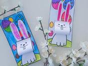 Coloriage Pâques relief