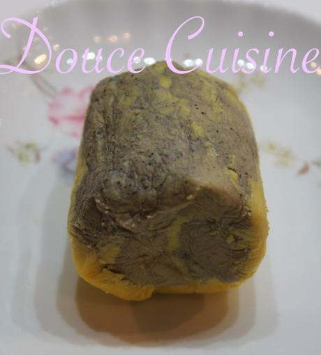 Ballotine de foie gras