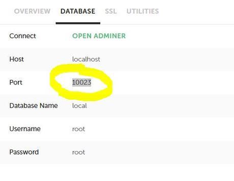 Comment importer une grosse base de données dans Flywheel