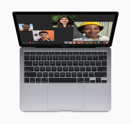 Les nouveautés du MacBook Air 2020