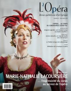 De nouvelles initiatives lyriques pour l'opéra aux temps du Coronavirus, une nouvelle formule pour les auditions des Jeunes ambassadeurs lyriques de 2020 et Les Nuits blanches de Karina Gauvin