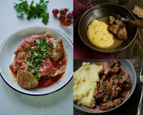 Des idées de plats de viande en sauce