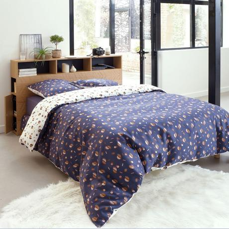 tête de lit rangement bois - blog déco - clem around the corner