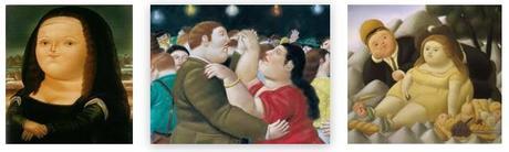 Les peintures caractéristiques de Botero