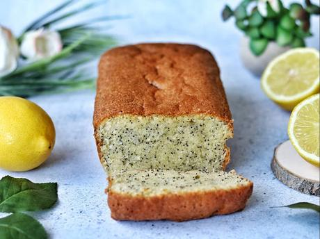 Gâteau hyper moelleux citron/pavot