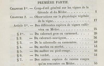 Bordeaux, ses cépages, ses vins ... avant, quand c'était mieux.