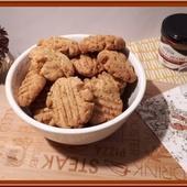 Biscuits à la moutarde à l'ancienne et piment d'Espelette - Oh, la gourmande..