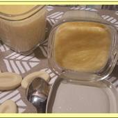 Crèmes au chocolat blanc - Oh, la gourmande..