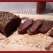 Filet mignon séché aux herbes de Provence et paprika - Oh, la gourmande..
