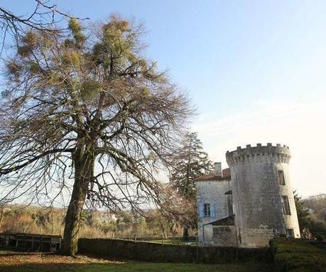 château charentais de Dirac - blog déco - clem around the corner