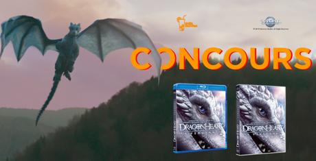 [CONCOURS] Gagnez vos Blu-ray™ et DVD du film DragonHeart la Vengeance !