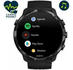 Test Suunto 7 : meilleure montre connectée sport (Suunto + Wear OS)